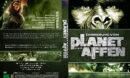 Eroberung vom Planet der Affen (1973) R2 DE Custom DVD Cover