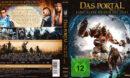 Das Portal - Eine Reise durch die Zeit (2017) DE Blu-Ray Covers & Label