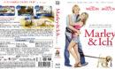 Marley & ich DE Blu-Ray Cover