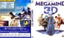 Megamind 3D DE Blu-Ray Cover