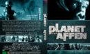 Planet der Affen (2011) R2 DE Custom DVD Cover