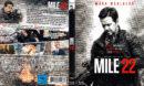 Mile 22 (2019) DE Blu-Ray Cover
