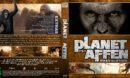 Planet der Affen: Prevolution (2011) DE Custom Blu-Ray Cover