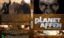 Planet der Affen: Prevolution (2011) R2 DE Custom DVD Cover