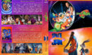 Space Jam Double Feature R1 Custom DVD Cover