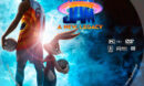 Space Jam: A New Legacy R1 Custom DVD Label