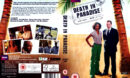 DEATH IN PARADISE SERIES ONE (2011) R2 DVD COVER & LABELS