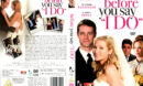 BEFORE YOU SAY I DO (2009) R0 DVD COVER & LABEL
