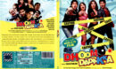 DHOOM DADAKKA (2008) R0 SLIMLINE DVD COVER & LABEL