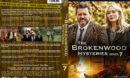 The Brokenwood Mysteries - Series 7 R1 Custom DVD Cover & Labels