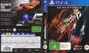 Need for Speed: Hot Pursuit Remastered (Australia) PS4 Cover