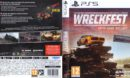 Wreckfest (PAL) PS5 Cover