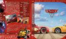 Cars 3 3D (2017) DE Custom Blu-Ray cover
