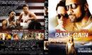 Pain & Gain (2013) DE Blu-Ray Cover