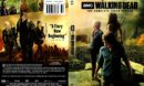 The Walking Dead Season 10 (2021) R1 Custom DVD Cover