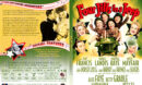 FOUR JILLS IN A JEEP (1944) SLIMLINE DVD COVER & LABEL