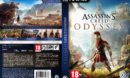 Assassin's Creed: Odyssey (Custom BD-ROM cover)