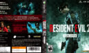 Resident Evil 2 (2019) Deluxe Edition (NTSC) Xbox One Cover