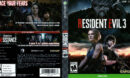 Resident Evil 3 (2020) (NTSC) Xbox One Cover