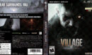Resident Evil: Village (NTSC) Xbox One Cover