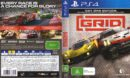 Grid (Day One Edition) (Australia) PS4 Cover