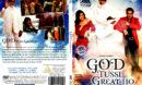GOD TUSSI GREAT HO (2008) R0 SLIMLINE DVD COVER & LABEL