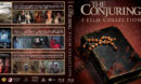 The Conjuring Collection Custom Blu-Ray Cover