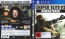 Sniper Elite V2 Remastered (Australia) PS4 Cover