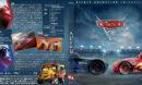 Cars 3 (2017) DE Custom Blu-Ray Cover