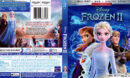 Frozen 2 (2020) Blu-Ray Cover