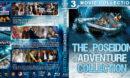 The Poseidon Adventure Collection Custom Blu-Ray Cover