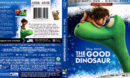The Good Dinosaur (2019) Blu-Ray Cover