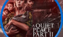 A Quiet Place Part II Custom Blu-Ray Label