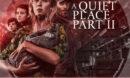 A Quiet Place Part II R1 Custom DVD Label