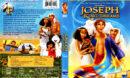 JOSEPH KING OF DREAMS (2000) DVD COVER & LABEL