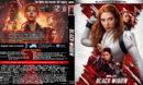 Black Widow (2021) Custom Blu-Ray Cover