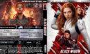 Black Widow (2021) Custom 4K UHD Cover