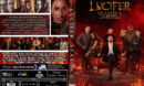Lucifer: season 6 R0 Custom DVD Cover