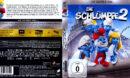 Die Schlümpfe 2 (2013) DE 4K UHD Cover