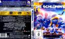 Die Schlümpfe - Das verlorene Dorf (2017) DE 4K UHD Cover