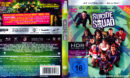 Suicide Squad (2016) DE 4K UHD Cover