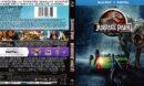 Jurassic Park Blu-ray Cover