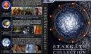 Stargate Collection R1 Custom DVD Cover