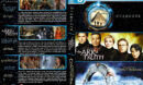 Stargate Triple Feature R1 Custom DVD Cover