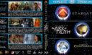 Stargate Triple Feature Custom Blu-Ray Cover