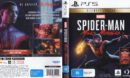 Spider-Man: Miles Morales (Ultimate Edition) (Australia) PS5 Cover