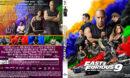 F9 (Fast & Furious 9) Spanish Custom Blu-Ray Cover