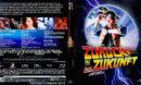 Zurück in die Zukunft DE Blu-Ray Cover