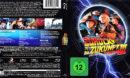 Zurück in die Zukunft 3 DE Blu-Ray Cover