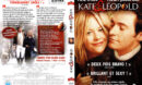 KATE AND LEOPOLD (2001) DVD COVER & LABEL